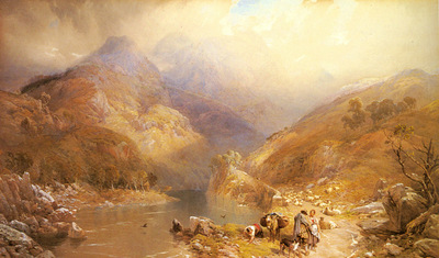 Richardson Jr Thomas Miles Gate Crag Borrowdale Cumberland