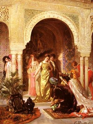 Richter Edouard Frederic Loffrande