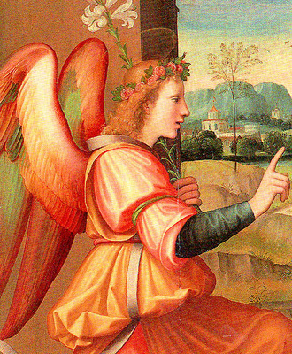 Ang20005 Annunciation Michele Tosini Ridolfo sqs