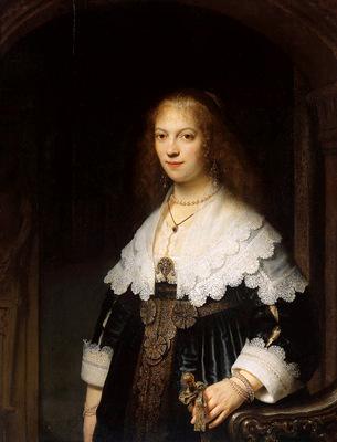 Rijn van Rembrandt Maria Trip Sun