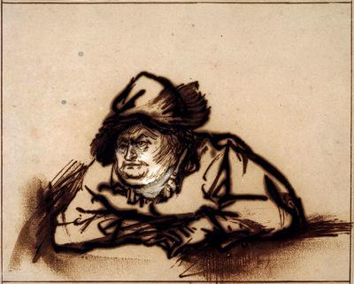 Rijn van Rembrandt Willem Ruyter Sun