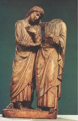 Robbia Christ and Thomas