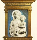 robbia madonna and child