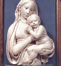 Robbia Madonna of the Apple