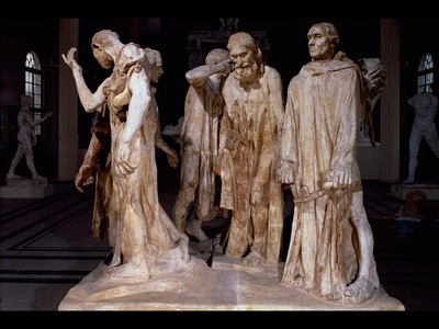 the burghers of calais, rodin 1600x1200 id