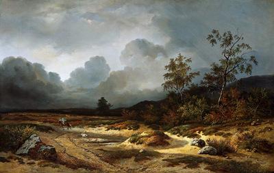 Roelofs Willem Gathering storm Sun
