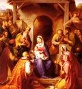 Rohden Franz von Gerburt Christi