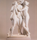 Romanelli P The Three Graces after Canova