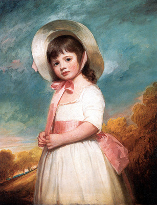 Y04 George Romney Miss Juliana Willoughby sqs