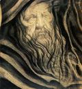 ma Romolo Romani Portrait de Vittore Grubicy de Dragon