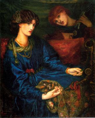 ger Rossetti Mariana