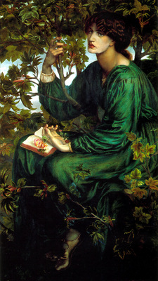 ger Rossetti TheDayDream