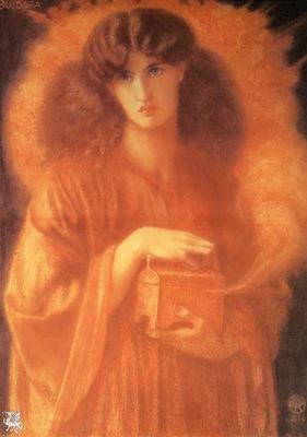 ma Rossetti Pandora