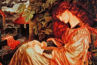 Dante Gabriel Rossetti La Pia, De