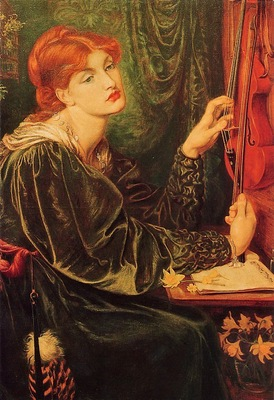 Dante Gabriel Rossetti Veronica Veronese, De