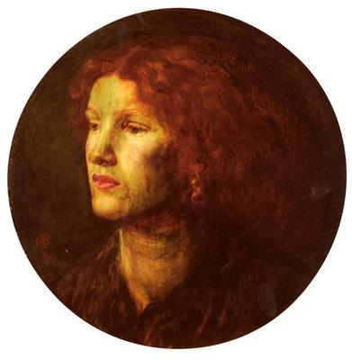 Rossetti Dante Gabriel Charles Fanny Cornforth
