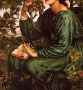 Rossetti, Dante Gabriel The Daydream end