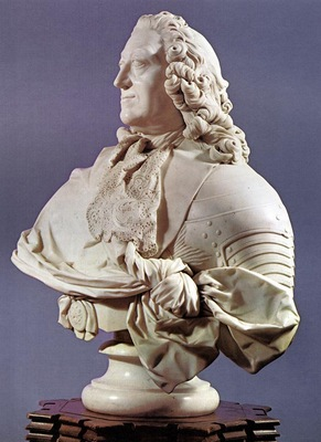 Roubilliac George II King of England