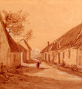 Rousseau Theodore Chaumiere A Barbizon