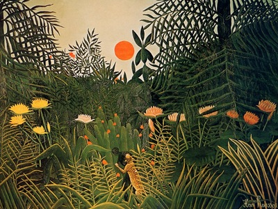 Henri Rousseau Unknown, De