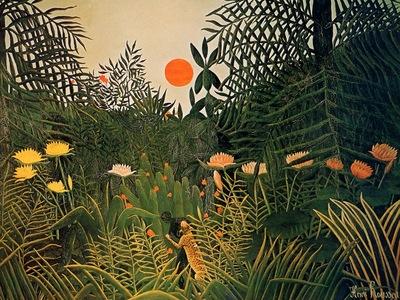 Henri Rousseau Unknown, De
