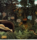 Rousseau,H  The Dream, 1910, Moma, NY