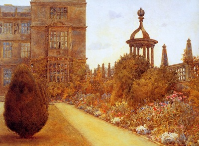 Ernest Arthur Rowe Cour orientale, De