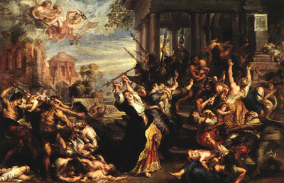 Massacre of the Innocents WGA