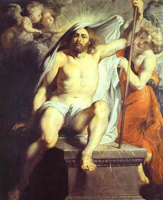 Peter Paul Rubens Christ Risen