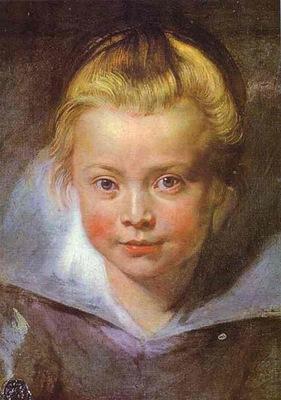 Peter Paul Rubens Head of a Girl
