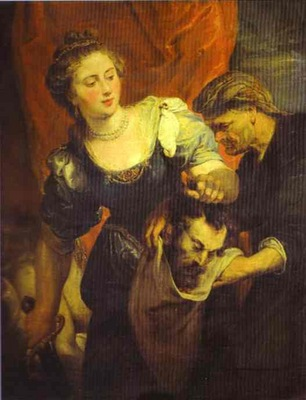 Peter Paul Rubens Judith with the Head of Holofernes