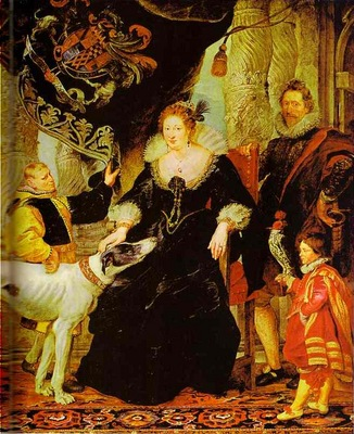Peter Paul Rubens Portrait of Alathea Howard, Countess of Arundel, nee Talbo