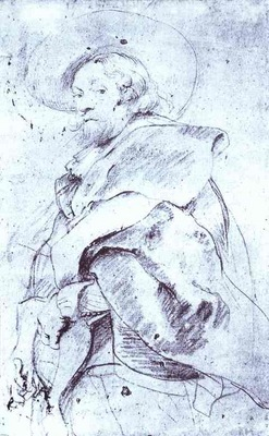 Peter Paul Rubens Self Portrait