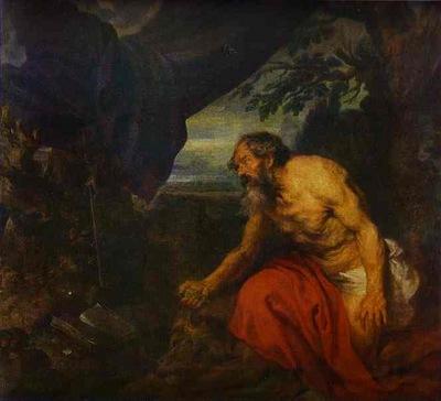 Peter Paul Rubens St  Jerome