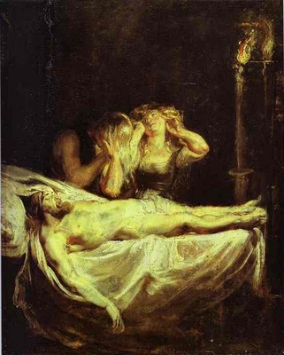 Peter Paul Rubens The Lamentation