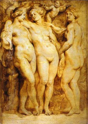 Peter Paul Rubens The Three Graces