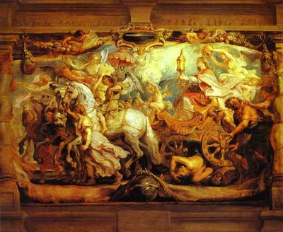 Peter Paul Rubens The Triumph of the Church