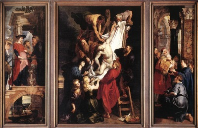 Rubens Descent from the Cross