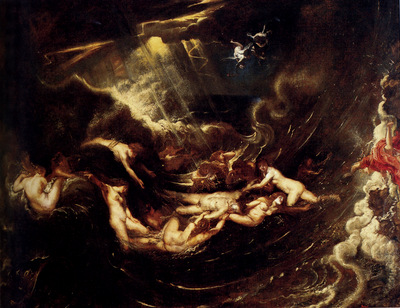 Rubens Hero And Leander