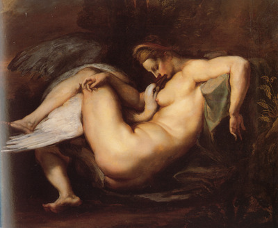 Rubens Leda and the Swan