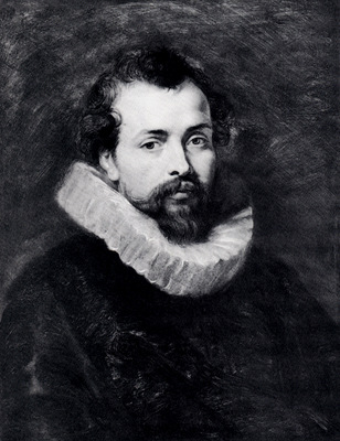 Rubens Portrait Of Philip Rubens
