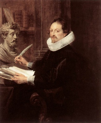 Rubens Portrait of Jan Gaspar Gevartius