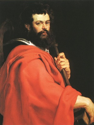 Rubens St James the Apostle