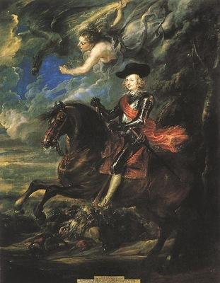 Rubens The Cardinal Infante