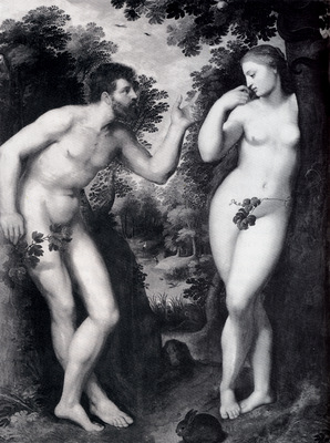Rubens The Fall Of Man