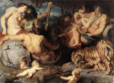 Rubens The Four Continents