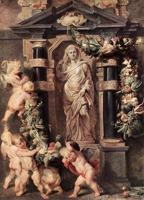 The Statue of Ceres WGA