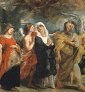 copy after the flight of lot, rubens 1600x1200 id