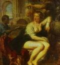 Peter Paul Rubens Bathsheba at the Fountain