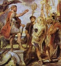 Peter Paul Rubens Decius Mus Addressing the Legions